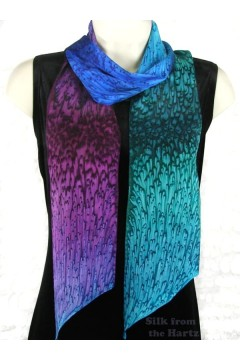 Long Skinny Scarves, 8 Colors