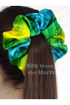 Silk Satin Scrunchies - All Colors