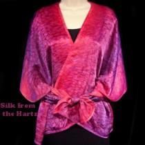 Silk Shawl Wraps