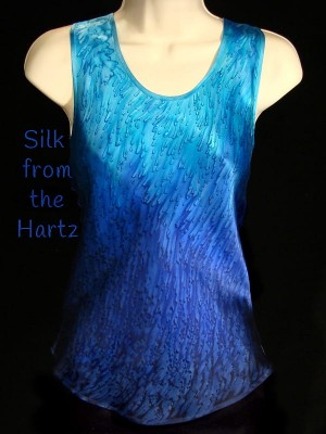Silk Tank Tops for Women